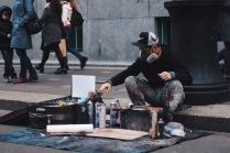 Уличное творчество
