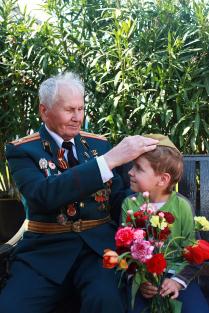 Вместе с дедушкой