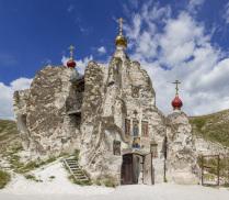Пещерный Спасский храм.
