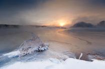 Морозное утро Арамиля