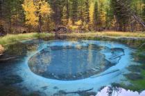 Озеро духов.