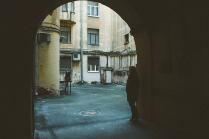 Питерский колодец
