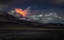 Огненное дыхание планеты