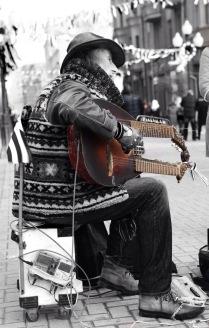 Незнакомый музыкант