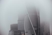 Туманная Москва