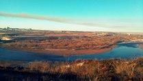 река Воркута