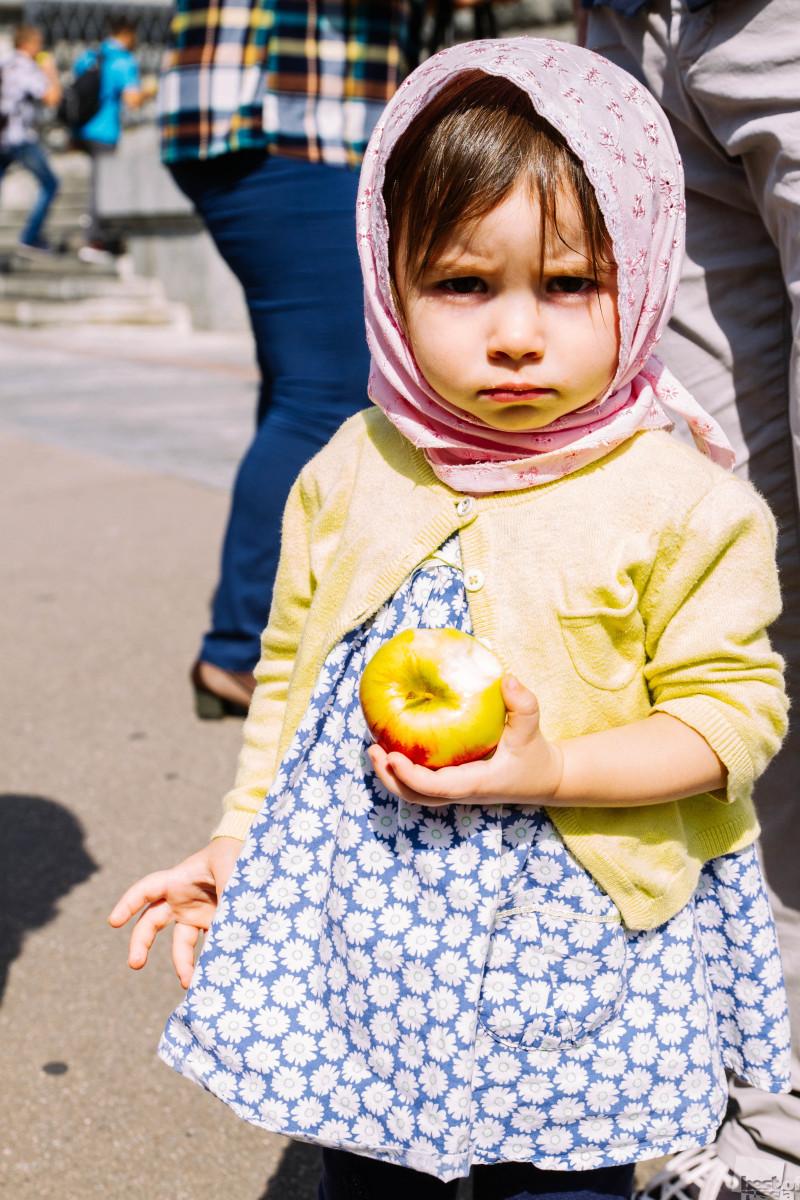 Яблочный спас.