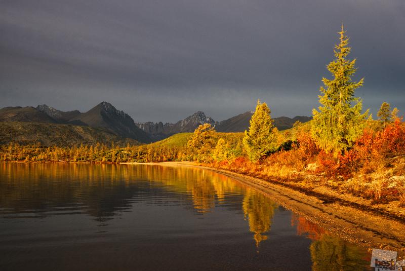 Колымская осень