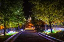 Вечерние краски бульвара