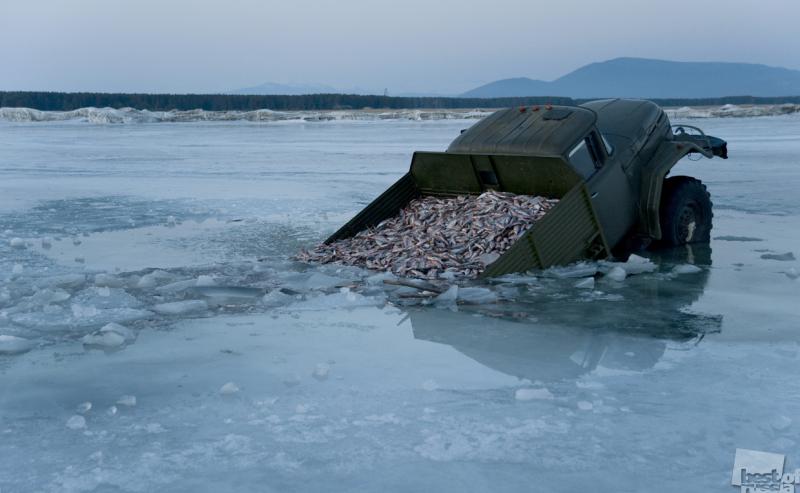 Рыбное место (ч.3)