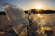 Сквозь ледяные гребени