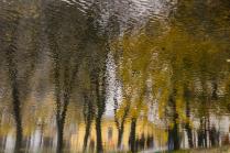 Осень на Чистых прудах