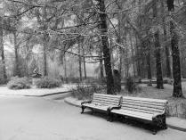 Зима в весне