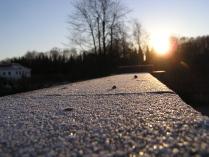 Лед и солнце