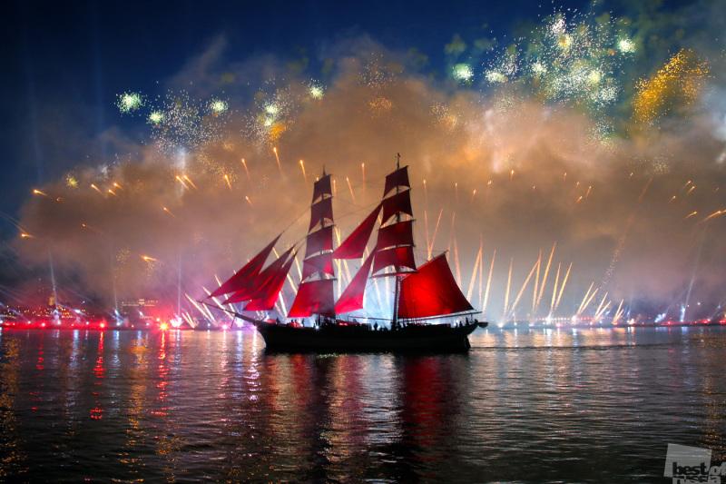"""""""Scarlet Sails"""""""