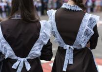 Советская школьная форма снова в моде