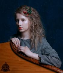 Портрет Ольги Глазовой