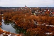 На реке Протве