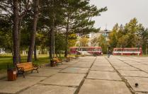 Вечный автобус /ЛиАЗ/