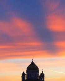 Московские летние закаты