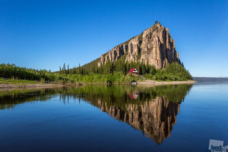 The Mirrow Of Lena River