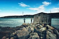 Детство на берегу Белого моря