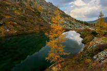 Краски осенних гор