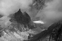 Люди и горы