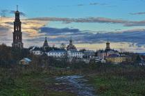 Иоанно-Богословский мужской монастырь села Пощупово.