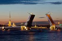 Город мостов...