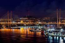 Ночной Владивосток...