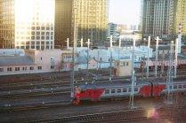 Поезд проходящий