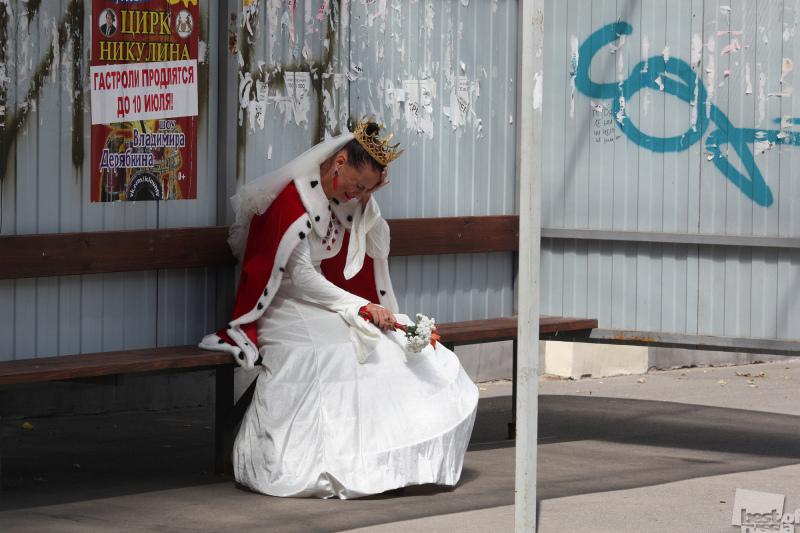 Свадьба короля