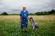 Серия Костромские портреты