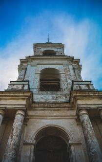 Колокольня Спасо-Яковлевского монастыря