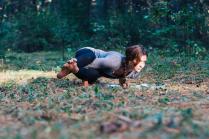 Лесная йога