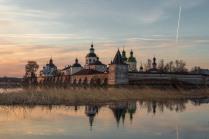 Майский вечер в Кириллове