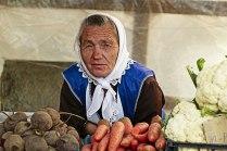Лицо Колхозного Рынка.