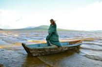 Утро на озере Зюраткуль