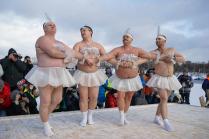 Танец маленьких моржей