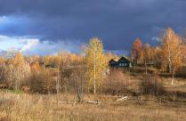 Осень в Рябиново.