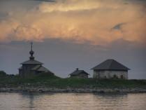 Этюд у острова Заяцкий.