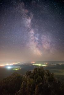 Ночь на высоте 1152 метра