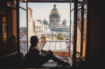 Окно в Петербург