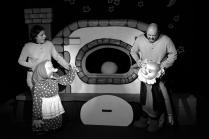 Репетиция кукольного спектакля