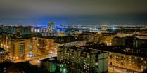 Ночь большого города