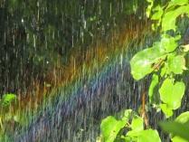 Самодельная радуга