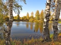 родное озеро