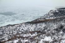 Зима в бухте Вятлина
