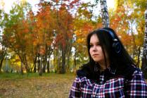 Музыка осени...